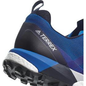 adidas TERREX Agravic Zapatillas Hombre, collegiate navy/blue beauty/grey two